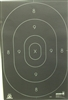 Official NRA Police Qualification Repair Canter B27C Target - Box of 500