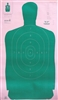 Qualification Silhouette B27FSGR Target - Box of 100