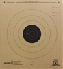NRA Official Pistol Target  B-3 - Box of 1000