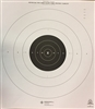 NRA Official Pistol Target  B-6P - 50 Yd Slow Fire - Box of 500