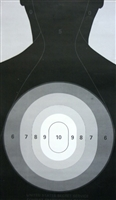 Secret Service CTT Target - Box of 500