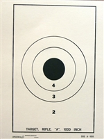 DOD - 1000-inch Target - Box of 1000
