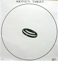 G50 Range Target Shotgun Pattern - Box of 200