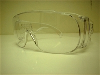 GLACC Shooting Glasses - Polycarbonate Clear - EA