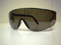 GLACS Shooting Glasses - Polycarbonate Smoke - EA