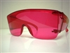 GLACV Shooting Glasses - Polycarbonate Vermilion - EA