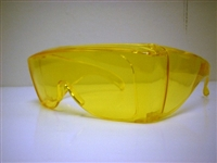 GLACY Shooting Glasses - Polycarbonate Yellow - EA