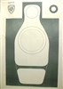 IALEFI Advanced/Pelvic Training Target - Box of 200