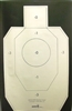 Official IDPA Practice Paper Targets - Box of 100