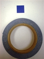 Target Repair Paster - Blue Square - Roll of 1000