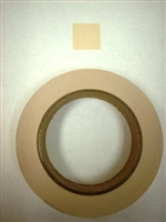 Target Repair Paster - Buff (Kraft) Square - Roll of 1000