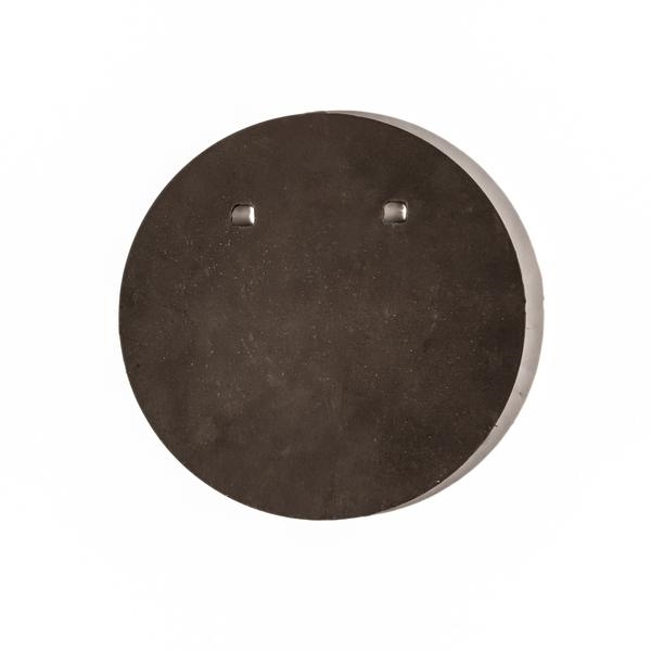 "12"" Round AR500 Challenge Plate - EA"