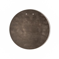 "8"" Round AR500 Challenge Plate - EA"