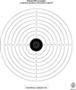 TQ-18 NRA Official Air Rifle Target - Box of 1000