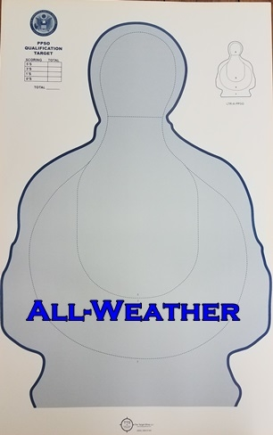 All-Weather - TRS IV Flexible Target - Min Order