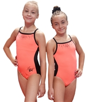 Glam It Up leotard by Laurie Hernandez