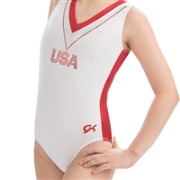 LIMITED EDITION USA Allegiance National Team Replica Leotard