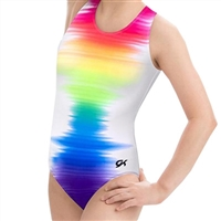 LIMITED EDITION Rainbow Sizzle National Team Replica Leotard
