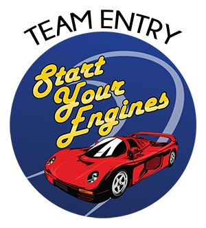 Team Entry Fee : Start Your Engines