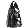 Bota Metal Heart Fringe Hobo w/ Hair Hide and Leather