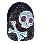 Skull and Cross Bone Baseball Cap