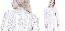 Pearl Elements Ceremonial Coat