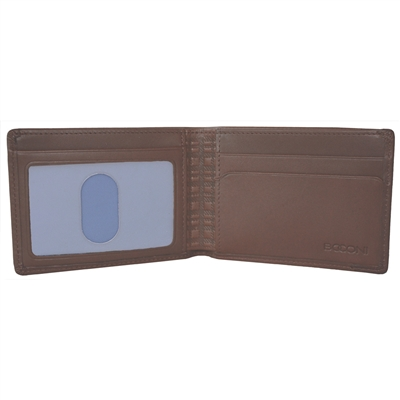 Boconi Collins Calf Rock Solid Slimster in Espresso