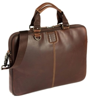 Boconi Bryant Sleeve Brief in Antiqued Mahogany