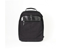 Boconi Bryant City Pack in Black and Blue