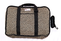 Ella Dawn Leopard Print - Ultimate Shoe Bag
