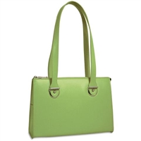 Jack Georges Milano Shoulder Handbag in Green