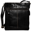 Jack Georges Voyager CrossBody Bag in Black