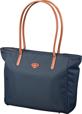 Jump Paris Nice Shopper Tote in Navy
