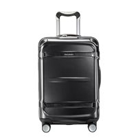 Ricardo Rodeo Drive Domestic Carry-On in Black