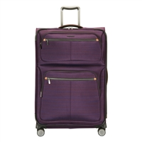 Ricardo Montecito Large Check-in in Purple