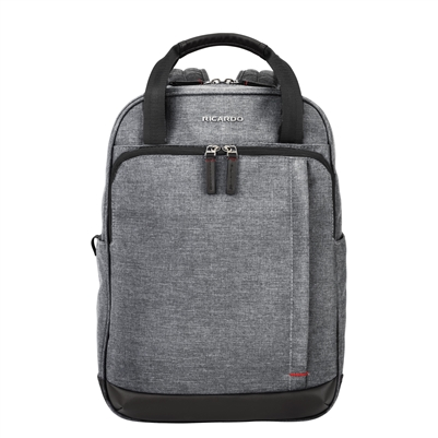 Ricardo Malibu Bay 2.0 Convertible Tech Backpack in Grey