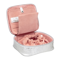 Stephanie Johnson Cairo Bella Jewelry Case White Sands