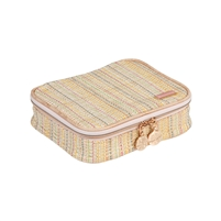 Stephanie Johnson Jakarta Gold Sherine Large Jewelry Case