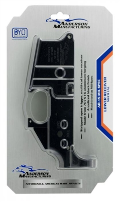 Anderson Lower Receiver Stripped