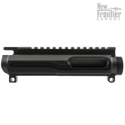 "C-5 Billet AR-9 ""Slick Side"" Upper Receiver"