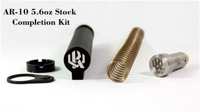KVP AR-10 CAR STOCK COMPLETION KIT - 5.6 OZ