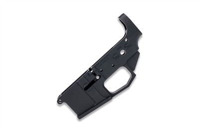 AR15 Lower Receiver (Billet) - Right Side Bolt Release