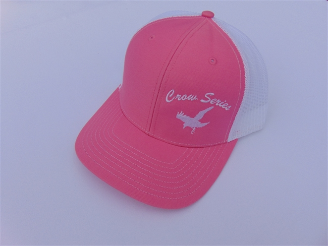 Pink Crow Series Hat