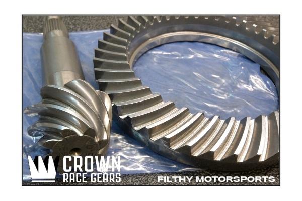 Crown Race Gears for Dana 60 Axles (Race Spec)