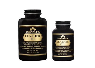 Leather Oil, liquid leather conditioner bottles