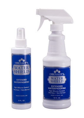 Water Shield Spray For Natural and Synthetic Fibers