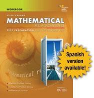 steck vaughn ged test prep student workbook mathematical reasoning