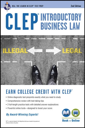 CLEP Introductory Business Law, 2nd Edition