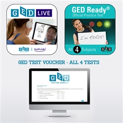 GED Start-to-Finish Bundle