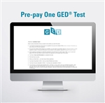 The Official GED Test - One Subject for International